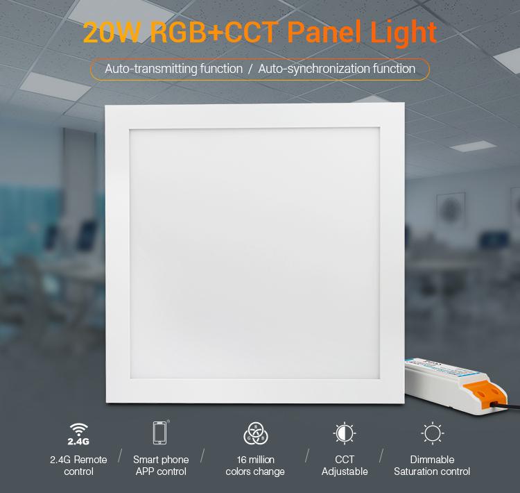 Mi.Light_FUTL03_20W_RGB+CCT_Panel_Light_1